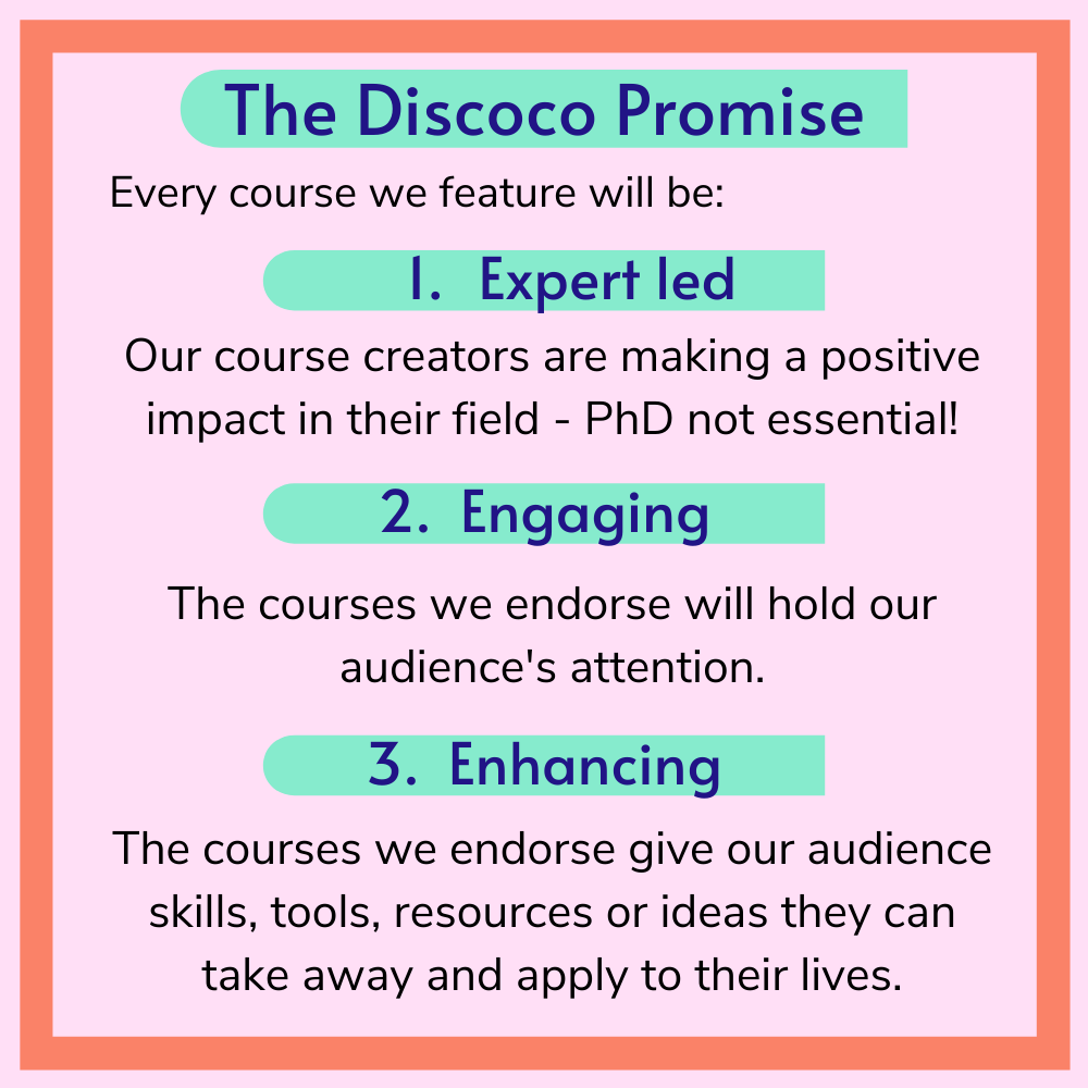 The Discoco Promise