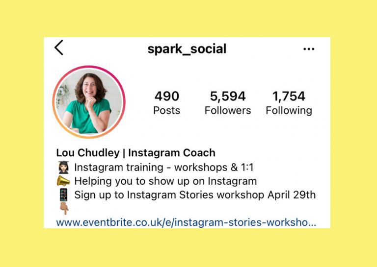 Spark Social on Instagram