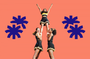 professional cheerleader